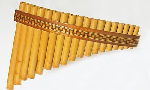 民族楽器 パンフルート