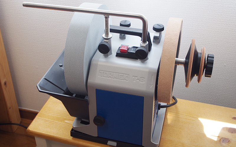 トルメック水冷式研磨機 T-8