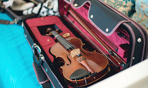 ヴァイオリン ケース
