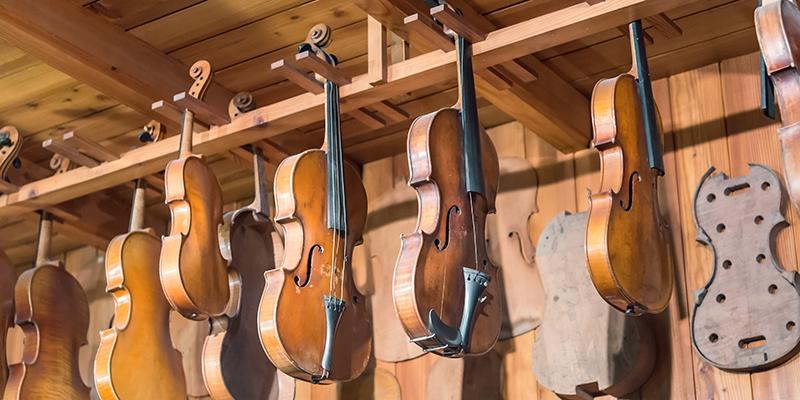 ヴァイオリン製作 パラレルキャリア