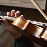 ヴァイオリン フィドル 練習場所
