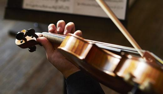 ヴァイオリン(フィドル)の練習場所について