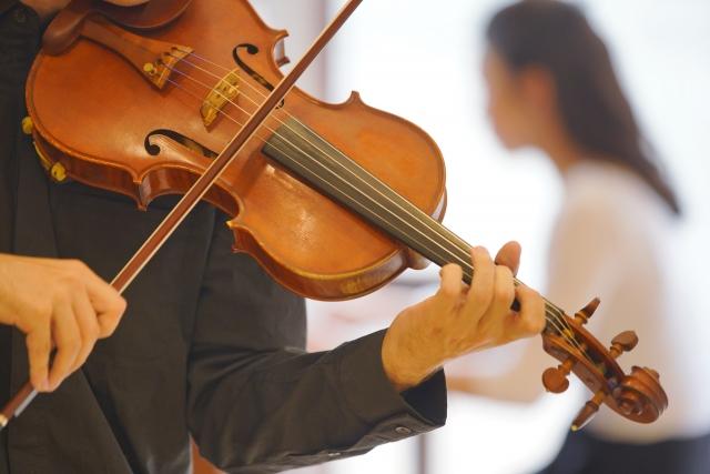 楽器練習 ヴァイオリン フィドル