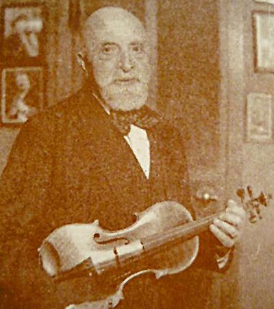 音楽教育家 レオポルト・アウアー