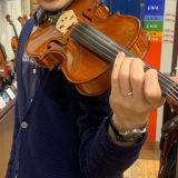 クロサワバイオリン 顎当て