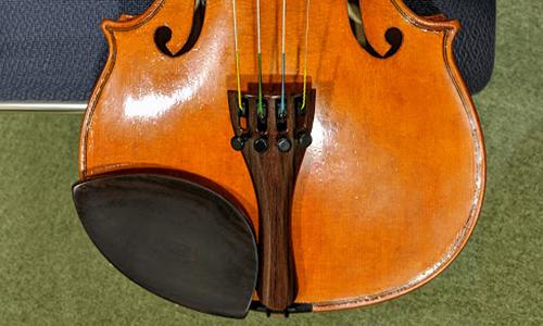 ヴァイオリン テールピース