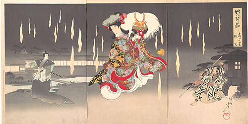 日本音楽史 浄瑠璃