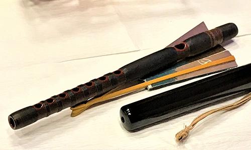 日本音楽史 雅楽 龍笛