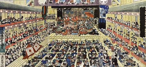 江戸時代 歌舞伎 日本音楽史