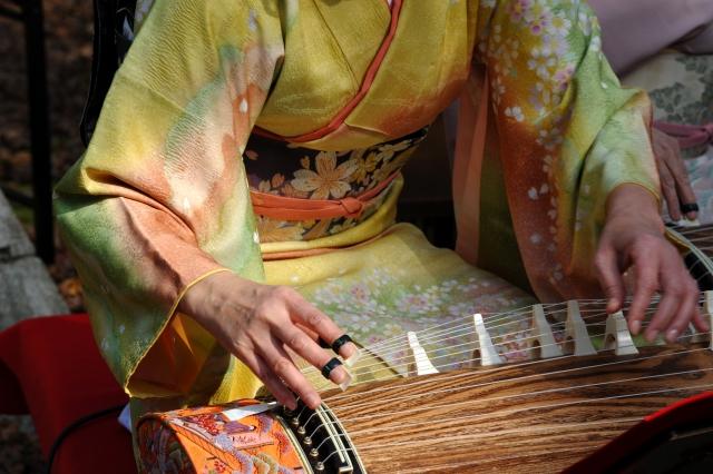 日本音楽史 琴