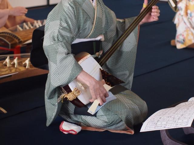 日本音楽史 三味線